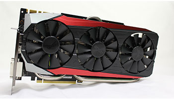 ASUS Strix GeForce GTX 980 Ti.