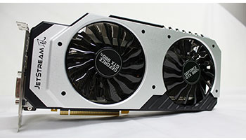 Palit GeForce GTX 980 Ti Super JetStream.