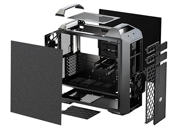 The MasterCase 5 - deconstructed!