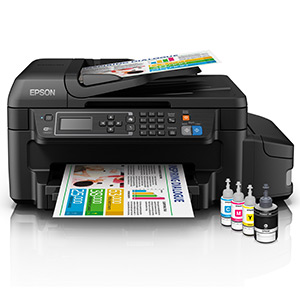 Epson L655 Duplex Wi-Fi All-In-One Ink Tank Printer