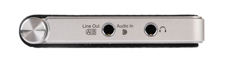 There's plenty of connection options on the HA-2. You can connect it to Android/ iOS devices, a PC, or even a Mac.
