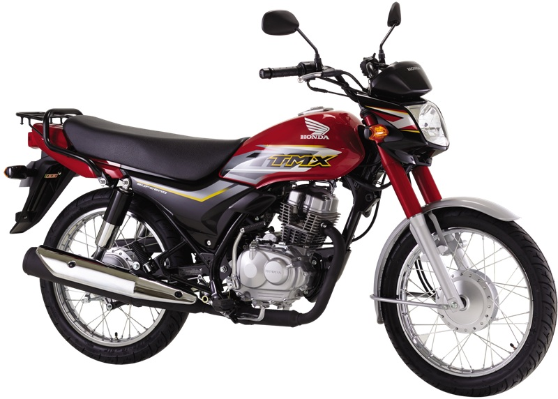used honda motorcycle philippines  Honda launches new and improved 2nd-gen TMX Supremo - HardwareZone ...