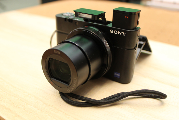 The RX100 IV is small, compact, comfortable, but it packs a punch for image quality.