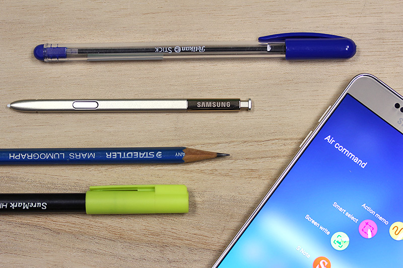 Samsung Galaxy Note 5 & S6 Edge+ review