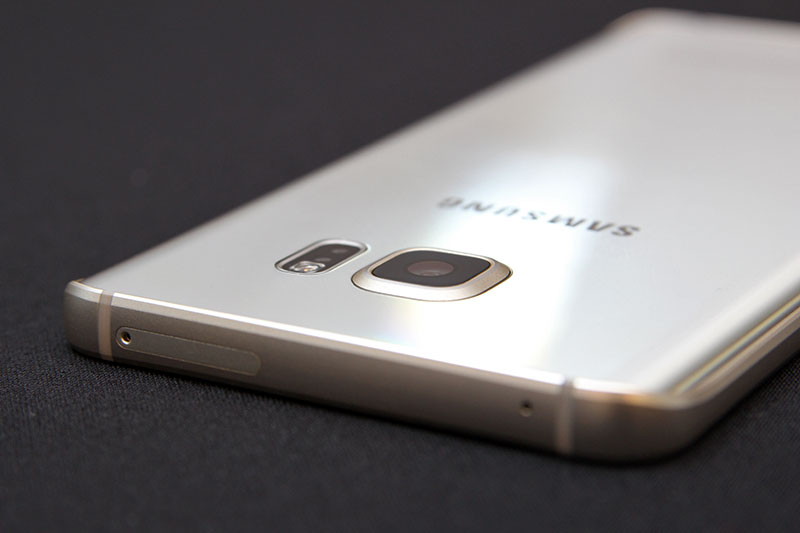 Hands-on with the Samsung Galaxy Note 5