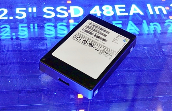 Samsung PM1633a SSD (Image source: Samsung via TechFrag)