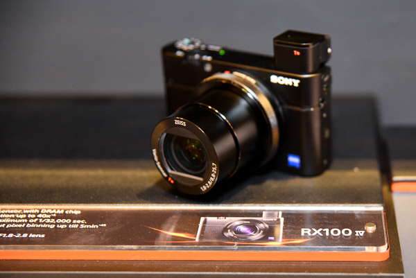 Here's the RX100 IV.