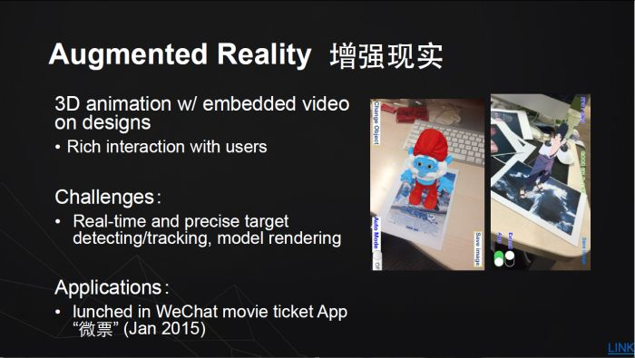 WeChat used Augmented Reality and 3D reconstruction to further improve its Deep Learning initiative.