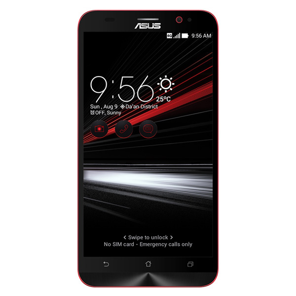 ASUS Zenfone 2 Deluxe Special Edition is indeed a mouthful, even for a nice smatphone with more than enough storage space to go around.
