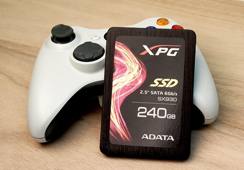 The ADATA XPG SX930 is targeted squarely at gamers. Does it have the performance to match?