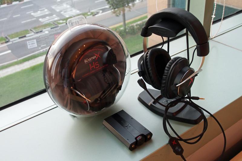 First looks: Creative Sound BlasterX series gaming audio