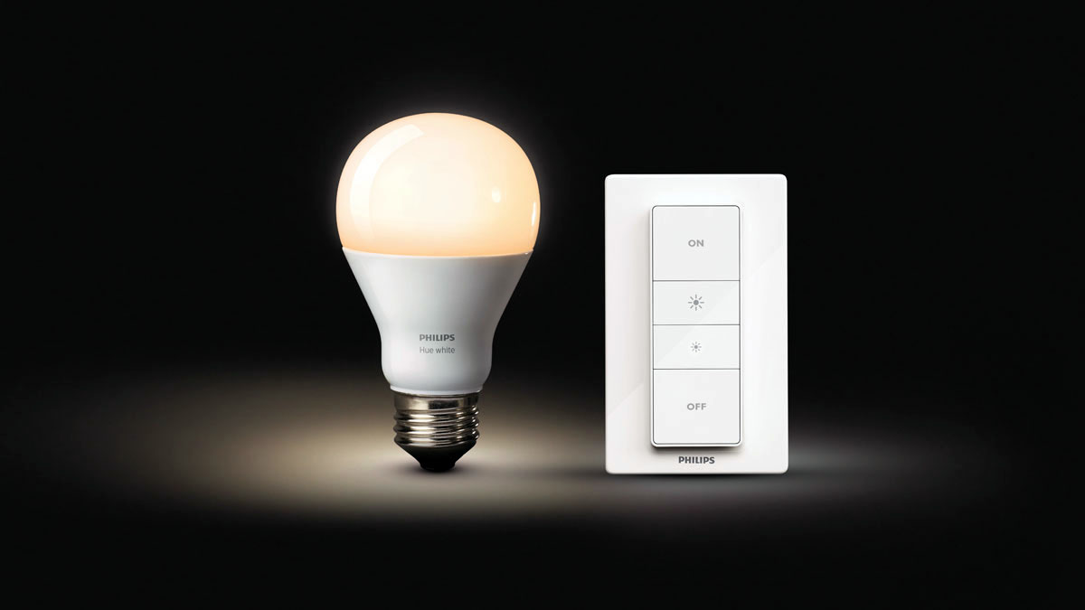 Philips Lampen Hue : Philips hue wireless dimming kit makes it easy to install dimming