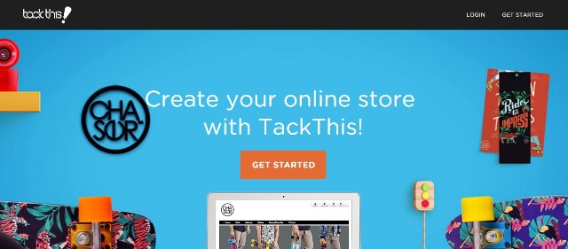 TackThis! is a fully managed ecommerce service suite that makes it easy for brands to sell easily online.