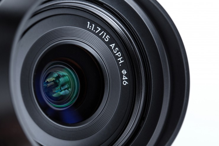 DJI's own 15mm f1.7 MFT lens. Image Source: DJI