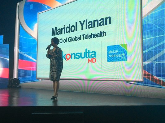 Global Telehealth, Inc. CEO Maridol D. Ylanan