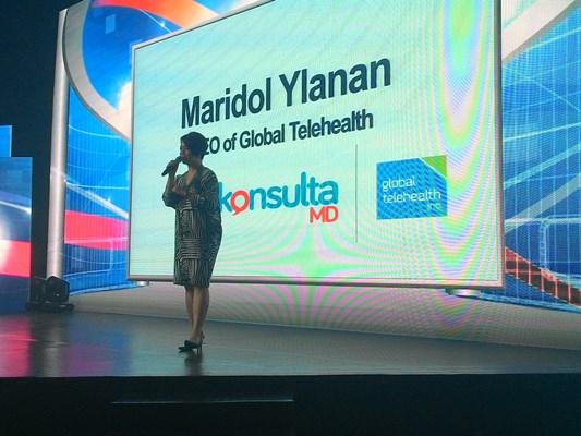 Global Telehealth, Inc. CEO Maridol D. Ylanan