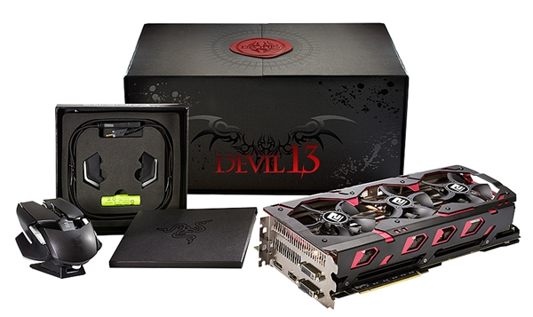 PowerColor brings out the devilishly delectable Devil 13 Dual Core R9 390 graphics card