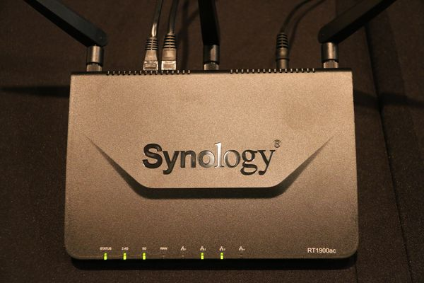 Synology Router RT1900ac.