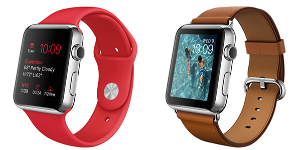 87dfa0dd9 Apple Watch: New gold and rose gold aluminium Watches, new bands and ...