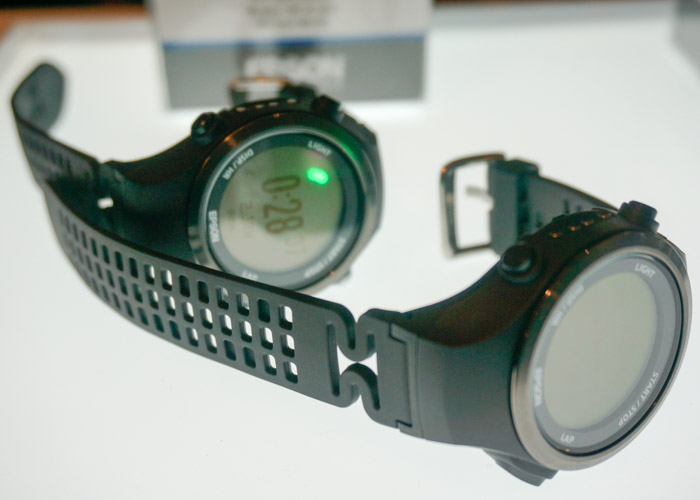 The Runsense GPS Sports Watches look pretty sporty.