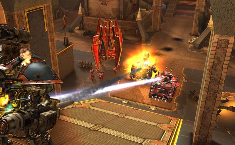 Pixel Toy's Freeblade will be one of the first games to take advantage of 3D Touch.