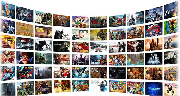 GeForce Now is launching with over 50 popular titles. (Image Source: Tom's Hardware)