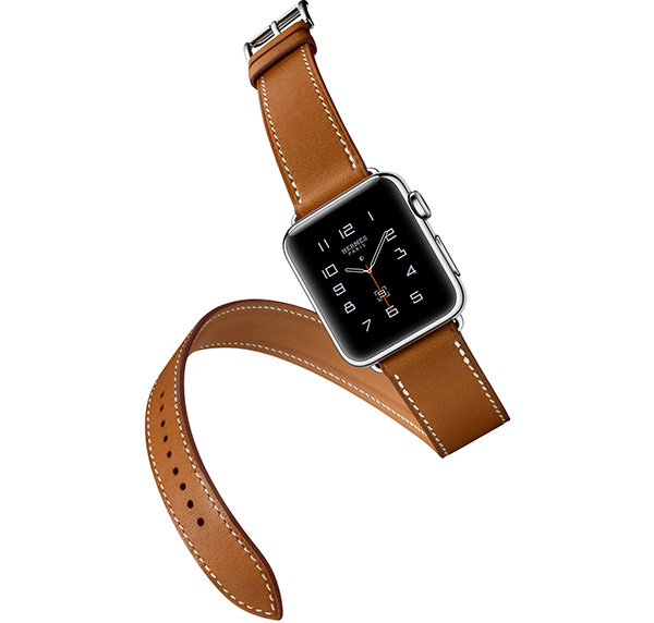 It s available for the 38 mm stainless steel Apple Watch in four colours   Fauve, Étain, Capucine and Bleu Jean. f78b17a030e