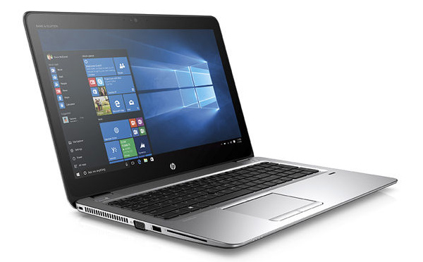 The new mobile PRO A-series APUs are already available on HP EliteBook 700 series Windows 10 notebooks. (Image Source: HP)