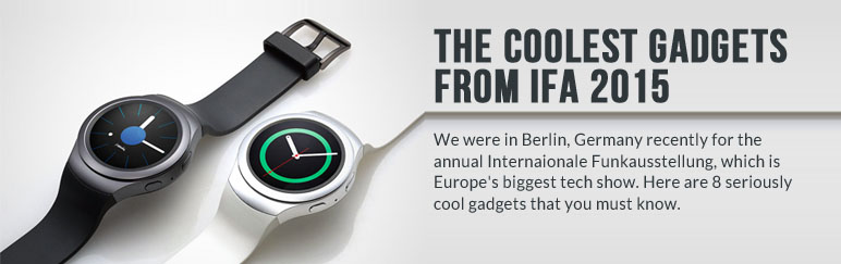 The coolest gadgets from IFA 2015