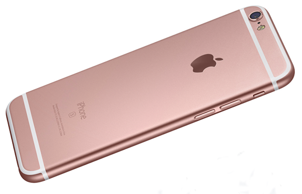 apple iphone 6 rose gold. image source: apple iphone 6 rose gold h