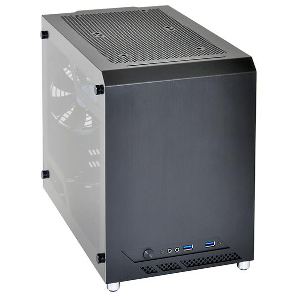 Lian-Li PC-Q10WX. (Image Source: Lian-Li)