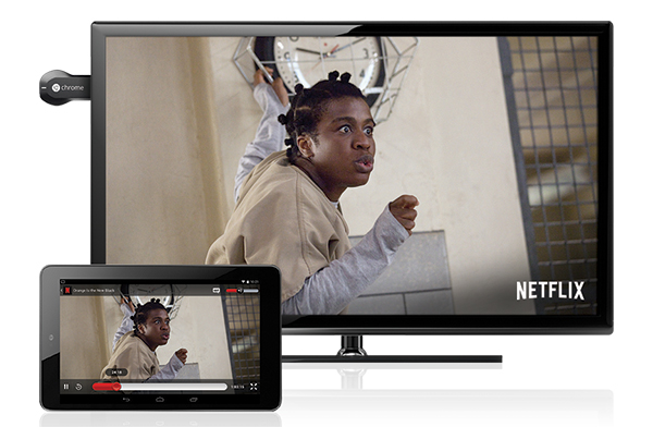 Local customers will soon be able to watch original Netflix titles like Orange is the New Black. (Image Source: Netflix)