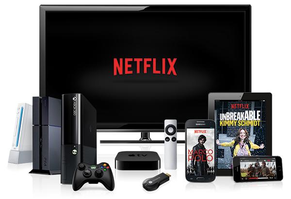 Netflix lets you stream across multiple devices. (Image Source: Netflix)