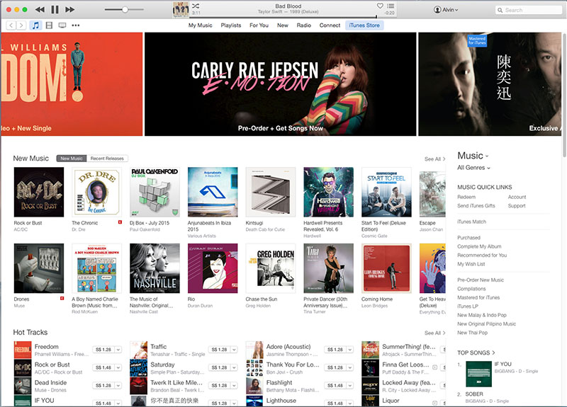 Apple Music via iTunes - the ideal revenue model for Apple to model their other efforts?