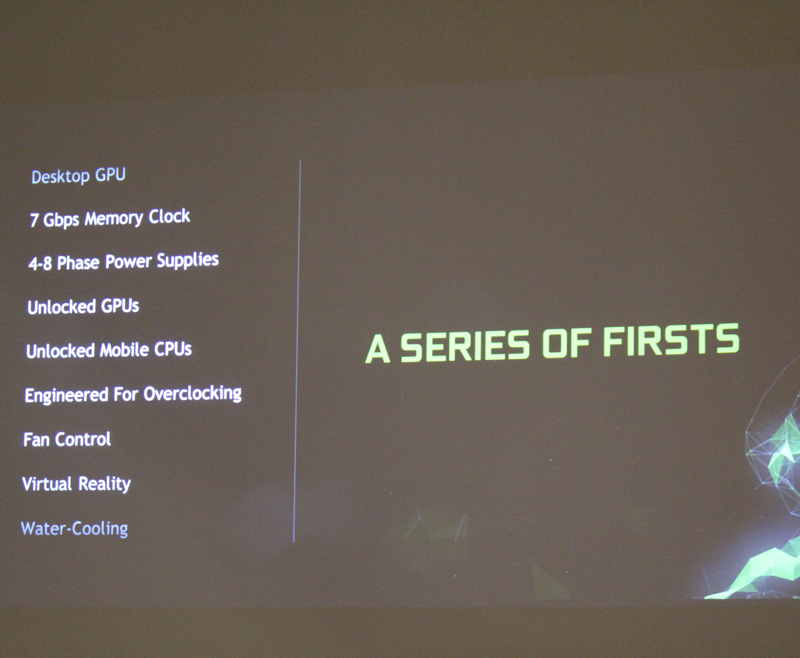 While NVIDIA's claims to have the first Fan Control utility for notebooks might be a bit dubious, it's still an impressive list nonetheless.