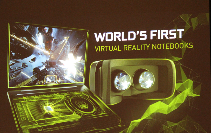 If you want to pair the Oculus Rift with your portable gaming machine, the ones equipped with the desktop grade GeForce GTX 980 will offer the best experience.