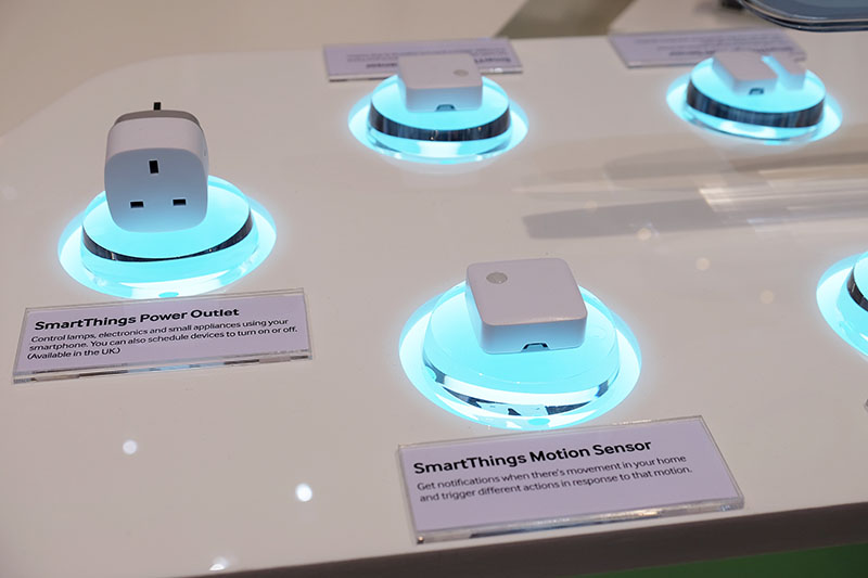 Samsung S Smartthings Kit Is Everything You Need To Setup