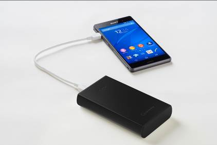 Sony CP-S15 power bank.