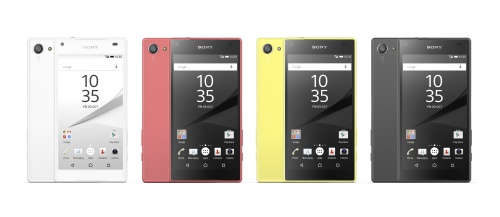 Sony Unveils Xperia Z5, Z5 Compact and Premium to Z5 IFA 2015