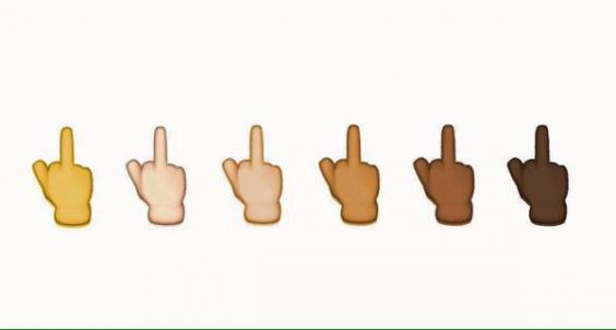 iphone middle finger emoji ios 9 1 released with new emoji and live photos 15331