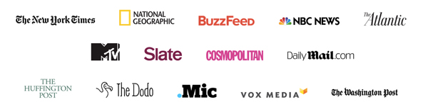 The current list of publications that support Instant Articles.