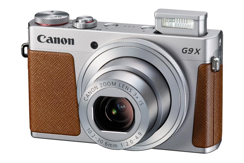 Canon PowerShot G9 X.