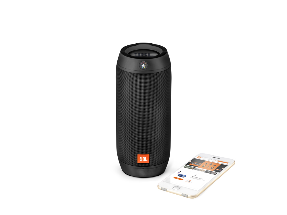JBL Pulse 2, with app compatibility via JBL Connect.