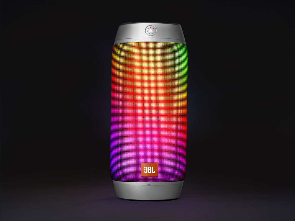 Jbl makes their latest speakers light for Housse jbl pulse 3