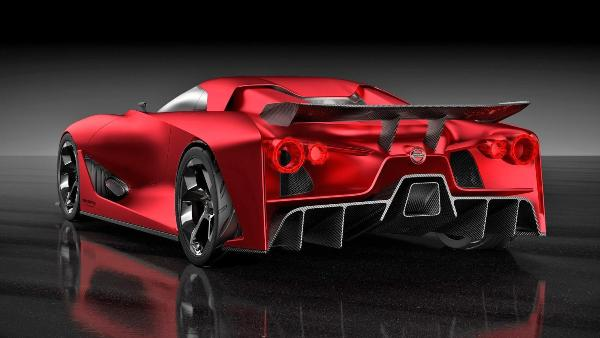 Nissan's GT-R may be an electric vehicle in the future ...