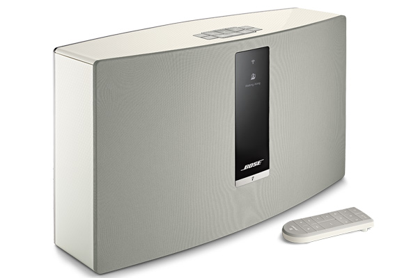 The SoundTouch 30 III remains the most powerful single unit speaker in Bose's SoundTouch line-up.