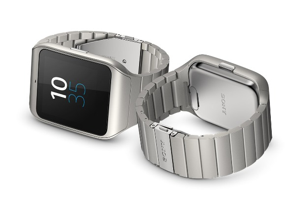 This generation, the SmartWatch 3 gets a more premium looking strap as well. <br> Image source: Sony Mobile.