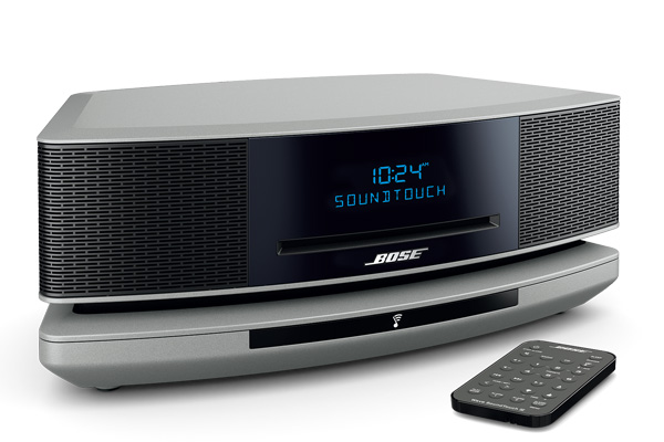 The Wave SoundTouch brings music streaming capabilities to the Bose Wave music system.