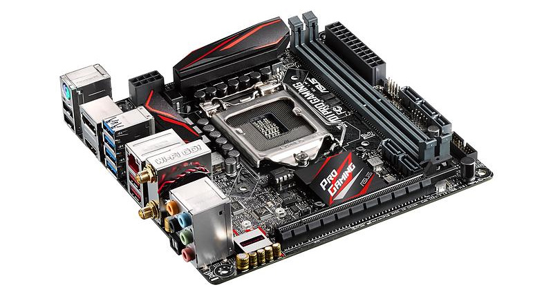 Honey I Shrunk The Boards Intel Z170 Boards For Your Mini Itx