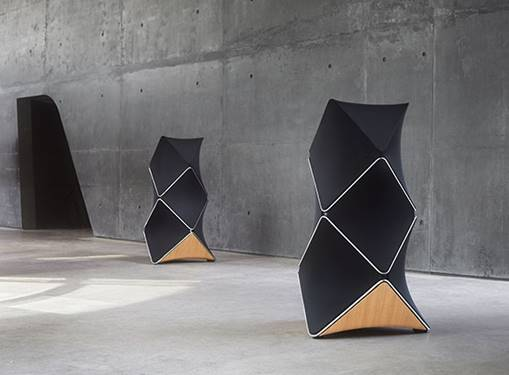 The Beolab 90, at S$120,000 a pair.